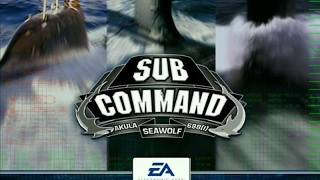 Sub Command gameplay (PC Game, 2001)