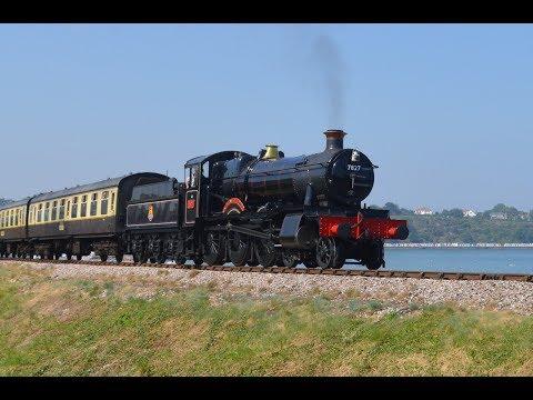 Paignton & Dartmouth Railway Orange Timetable Wednesday 21st June 2017