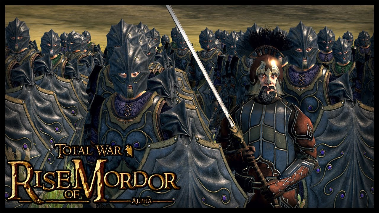 Blood In Dale Lord Of The Rings Rise Of Mordor Total War Youtube