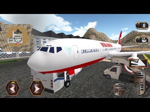 Game-Airplane Rescue Simulator 3D