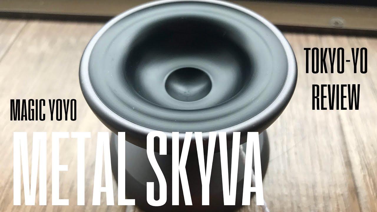TokYo Yo Reviews Magic Yoyo Metal Skyva Full Review