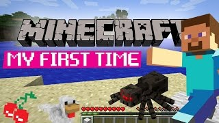 When MineCraft playing first time | what happen! | see