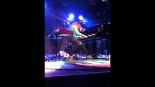 Tori Amos Luxembourg (Oct 4th 2011) - Nautical Twilight