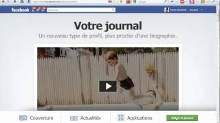 Astuce Facebook: activer le nouveau profil Timeline en 1 clic