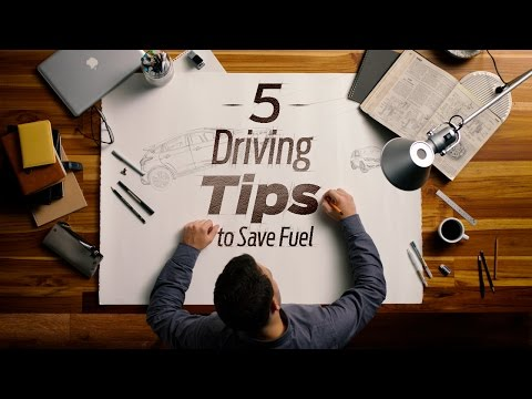 How to save money on fuel? 5 better driving tips