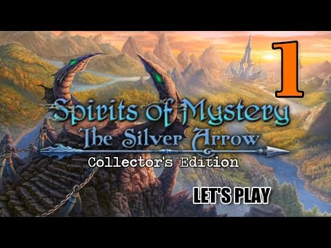 Spirits of Mystery 4: The Silver Arrow CE [01] w/YourGibs - ENGAGEMENT BY ARROW - OPENING - Part 1
