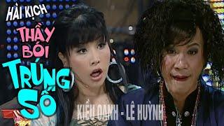 VÂN SƠN Hài kịch | Thầy Bói Trúng Số | Lê Huỳnh  - Kiều Oanh