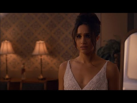 See Meghan Markle in a Wedding Gown on 'Suits' Finale
