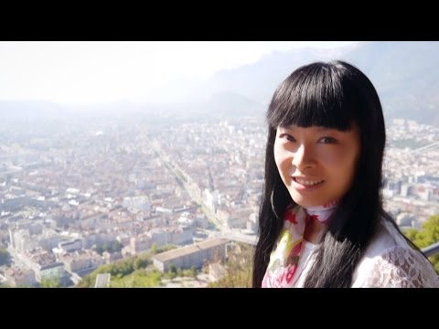 [Travelog] Grenoble, visite de la capitale des Alpes ! + anecdotes !!