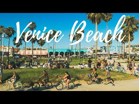 Venice Beach, California: This Day is so LA!