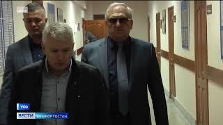В Уфе участники секс-скандала в отделе МВД снова встретились в суде