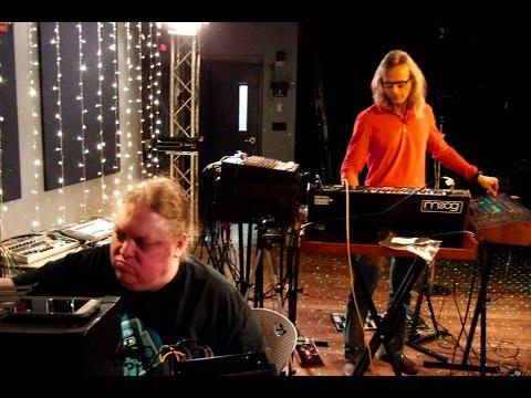 STAR'S END: Ombient + Chuck van Zyl live-to-air (excerpt) 27 December 2015