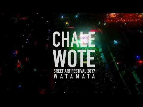 CHALE WOTE 2017: WATA MATA in Accra