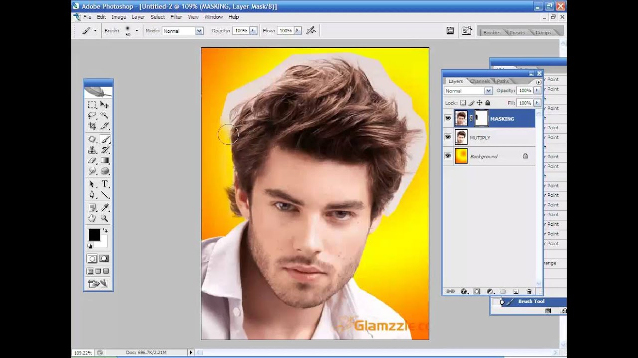 photoshop tutorial hair cut methods in tamil - Training full free