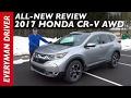 Here's the 2017 Honda CR-V AWD Review on Everyman Driver