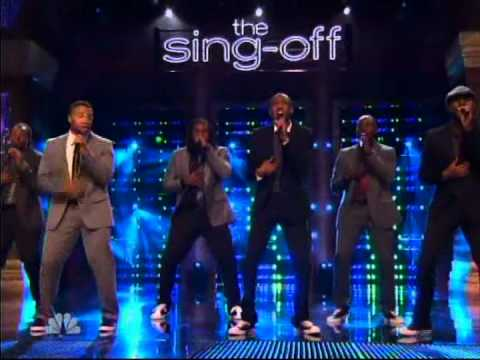 Sing Off 3 7 Committed - Chris Brown Medley