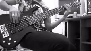 Torture Squad - Living For The Kill   bass cover