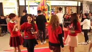 Super Girls x C AllStar - SuperStar @MOKO新世紀廣場 20150218