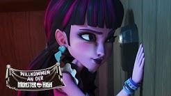 """Willkommen an der Monster High"" 10-minütige Premiere | Monster High"