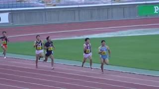 2017.5.28 第96回 関東インカレ陸上 男子1部 4×400mR 決勝