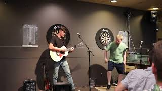 Crabbucket - K-OS (Live cover from the Cow Bay Pub)
