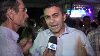 Ibicuitinga festejou em praça pública com o prefeito Franzé Carneiro os avanços do município, nos 31