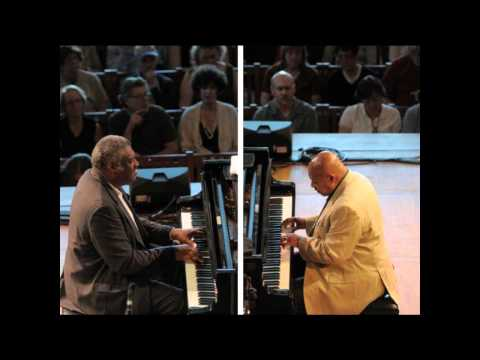 Kenny Barron & Mulgrew Miller  - Softly, As In A Morning Sunrise
