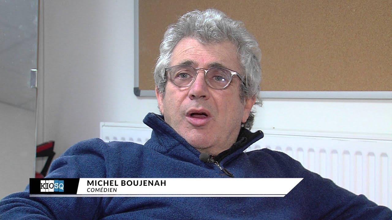 Humour : Michel Boujenah rêve sa vie à Bois d'Arcy