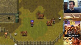 WILD ARMS (PS1) - Rol de calidad en PlayStation || Gameplay en Español