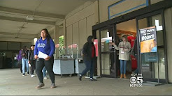 City College Of San Francisco Students, Administrators Deal With Increased Enrollment