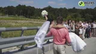 Свадьба: Алёна и Андрей (10.08.2013)