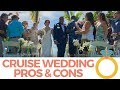 Should You Get Married on a Cruise?!?