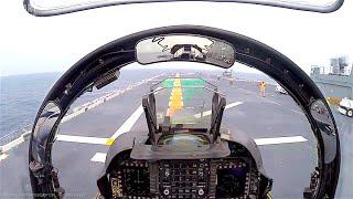 Pilot Talk: Flying the AV-8B Harrier Aircraft