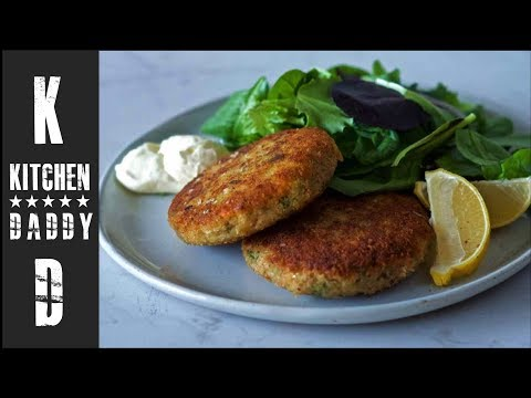 Salmon Fishcakes | Kitchen Daddy