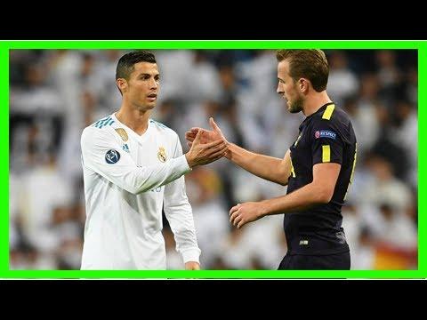 Real Madrid star Ronaldo tells Florentino: Buy Hazard not Kane
