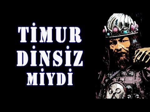 Timur hangi dine inanıyordu ?