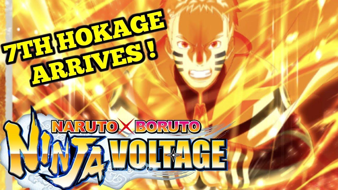 HOKAGE Naruto Arrives! - Naruto x Boruto Ninja Voltage