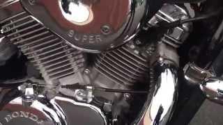 Honda steed 400 b6648(через YouTube Объектив., 2015-09-19T07:17:14.000Z)