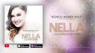 Nella Kharisma - Konco Mesra 2017 (Official Video Lyrics) #lirik