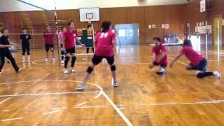 第58回加賀市ソフトバレーボール大会 レディースの部
