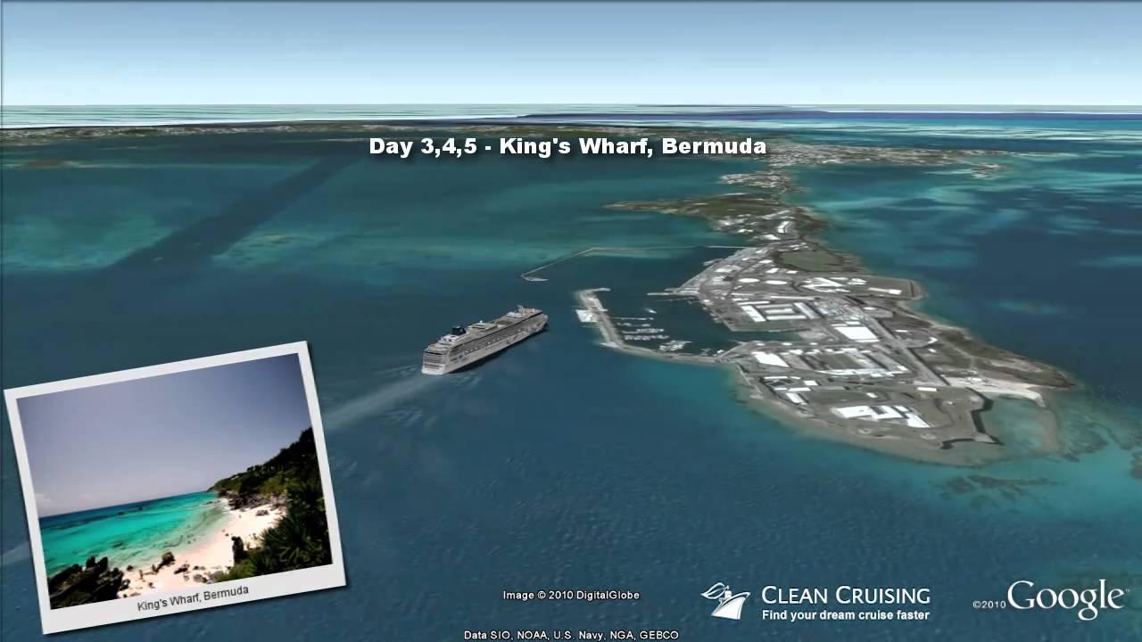 Norwegian Dawn Video Quot 7 Nt Bermuda Cruise Quot Ex Boston Youtube