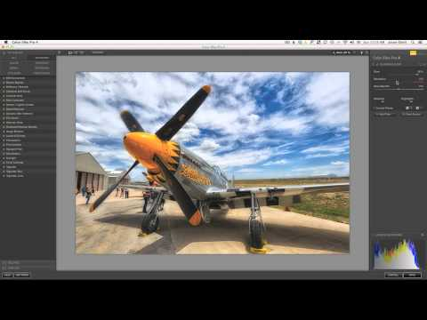 Color Efex Pro 4: Glamour Glow for Skies and Clouds