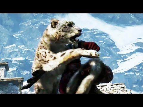 FAR CRY 4 Kyrat Trailer VF [Gamescom 2014]
