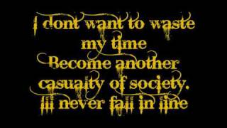 Repeat youtube video Sum 41-Fat lip lyrics