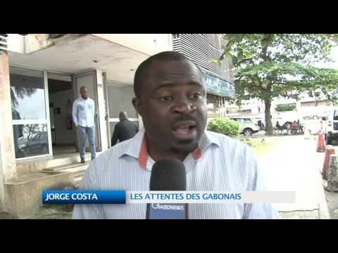 JORGE COSTA : LES ATTENTES DES GABONAIS