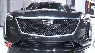 2019 Cadillac CT6 Sport - Exterior And Interior Walkaround - 2019 Montreal Auto Show