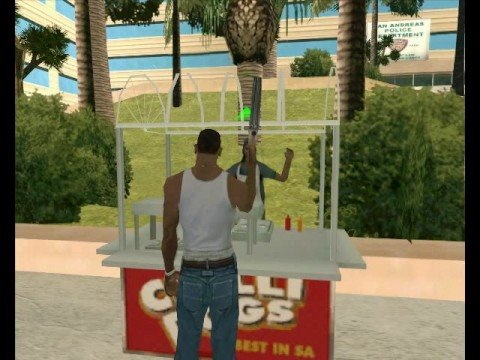 GTA San Andreas - Bloopers, Glitches & Silly Stuff
