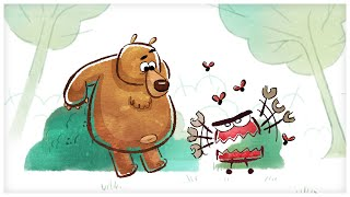 grumpy as a grizzly bear songs about emotions by storybots