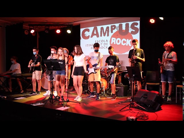 Campus Rock Girona 2020