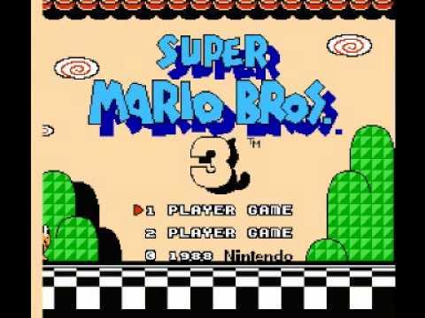 Super Mario Bros 3 (NES) Music - Overworld Theme 2